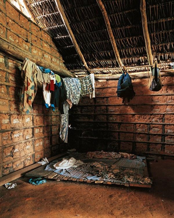AHKOHXET'S BEDROOM by James Mollison - Where Children Sleep