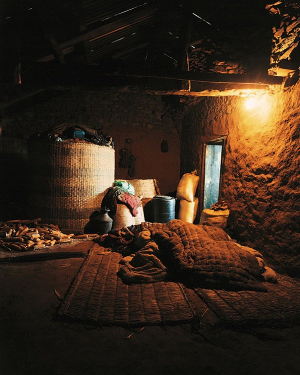 BIKRAM'S BEDROOM by James Mollison - Where Children Sleep