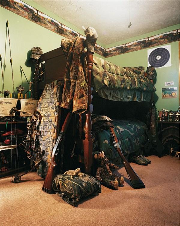 JOEY'S BEDROOM by James Mollison - Where Children Sleep