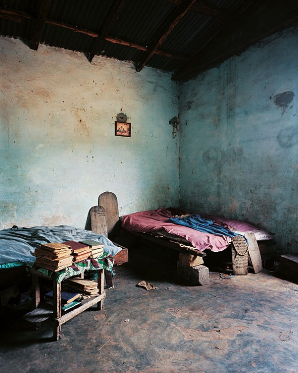 LAMINE'S BEDROOM by James Mollison - Where Children Sleep