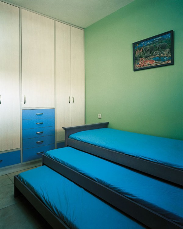 TZVIKA'S BEDROOM by James Mollison - Where Children Sleep