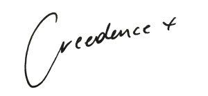CREEDENCE SIGNATURE